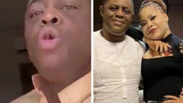 Fani-Kayode Caught On Camera Assaulting His Now Estranged Wife, Precious Chikwendu [Video] 4