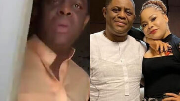 """I Caught Her In Bed With Married Man"" - Fani-Kayode Reacts To Video Of Him Abusing His Ex-Wife, Precious 2"