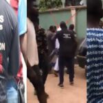 SARS Allegedly Kills Man In Front Of Hotel In Delta, Flees With His Car [VIDEO] 28
