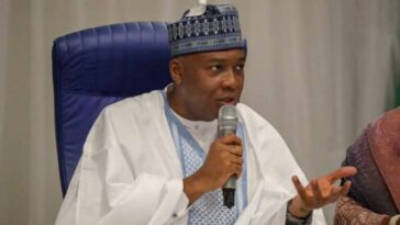 """Federal Government Should Stop SARS From Killing Innocent Nigerians "" - Bukola Saraki 7"