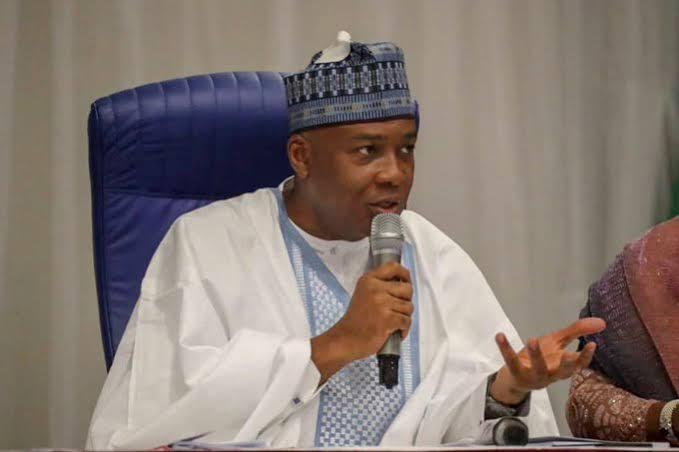 """Federal Government Should Stop SARS From Killing Innocent Nigerians "" - Bukola Saraki 1"