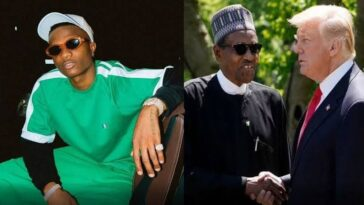 """Trump Isn't Your Business, Old Man... Face Your Country!"" - Wizkid Blast President Buhari 7"