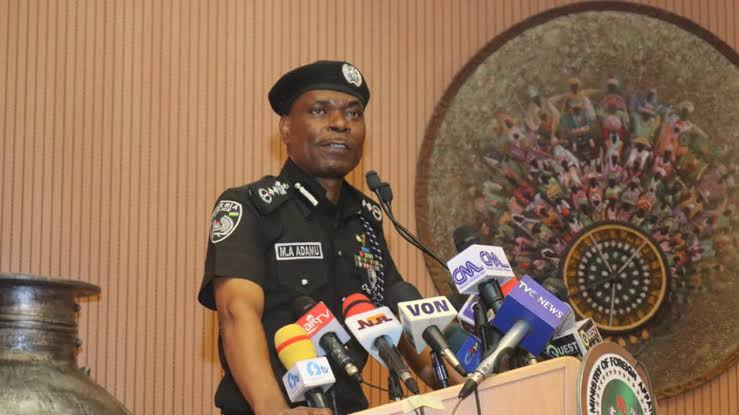 BREAKING: IGP Adamu Bans FSARS, Others From Check Points, Routine Checks 1
