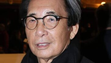 Kenzo Takada cause of death: Japanse popular fashion designer dies at 81 5