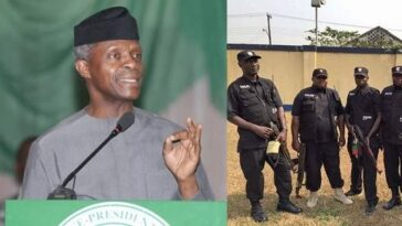"""I'm Very Angry That Police, SARS Are Arresting And Killing Innocent Nigerian Youths"" - VP Osinbajo 2"
