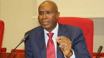 Deputy Senate President, Omo-Agege Condemns SARS Activities, Calls For Thorough Investigation 9