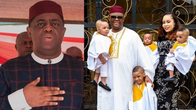I Have Covered My Estranged Ex-Wife's Madness For Over 7 Years To Protect My Children - Fani-Kayode 1