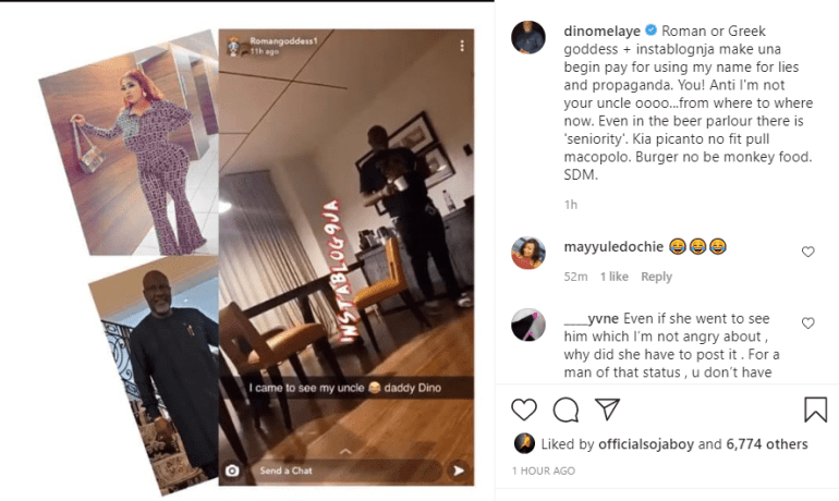 Senator Dino Melaye Reacts To Video Of Curvy Model, Roman Goddess Who Allegedly Visited Him At Night In Hotel 2