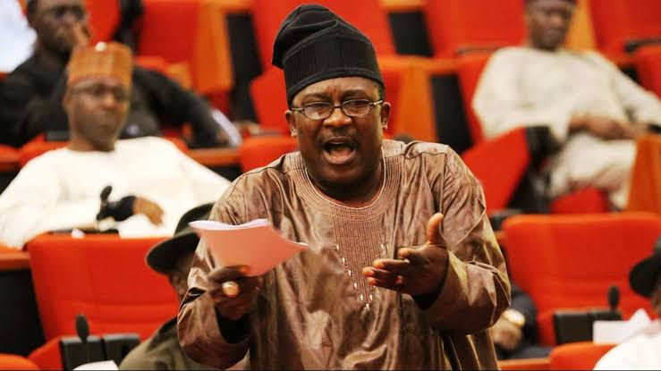 Senator Adeyemi Introduce Bill Seeking To Cut Off Hands Of Corrupt Leaders And Politicians 1