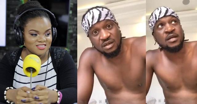 """Male Privilege"" - Sandra Ezekwesili Shades Paul Okoye For Making Shirtless Video Condemning SARS 1"