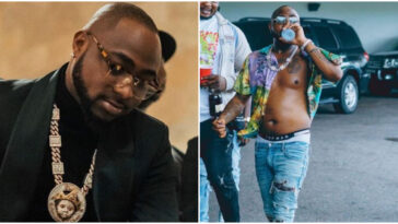 """I Can Buy This Place 10 Times"" - Davido Reacts In Anger As Ghana Bar Bounces His Boy [Video] 5"