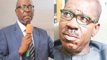 Ize-Iyamu Says He'll Not Challenge His Defeat, But Will Continue Pre-Election Cases Against Obaseki 2