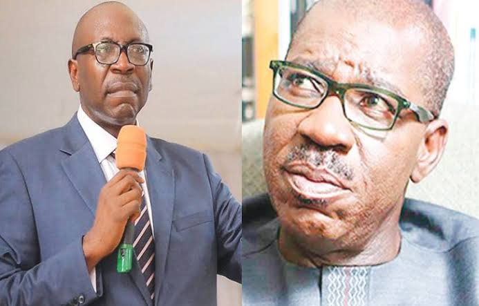 Ize-Iyamu Says He'll Not Challenge His Defeat, But Will Continue Pre-Election Cases Against Obaseki 1