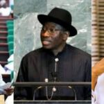 Jonathan Accepts Shagari Son's Apology Over Role In 2015 Election That Made Buhari Win 28