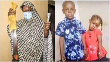 Kano Woman Arrested For Killing Her Two Children Because Husband Married Another Wife 2