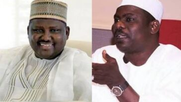 Senator Ali Ndume Reportedly Submitted Forged Documents To Bail Maina From Prison 5