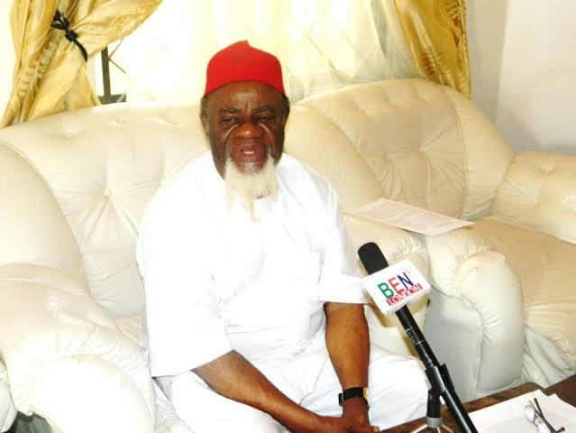 God Wants Igbo To Become Next President Of Nigeria In 2023 – Chukwuemeka Ezeife 1