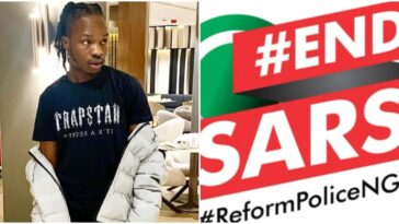 EndSARS: Naira Marley Cancels Planned Protest, Gives Police One Week To 'Arrange Themselves' 6