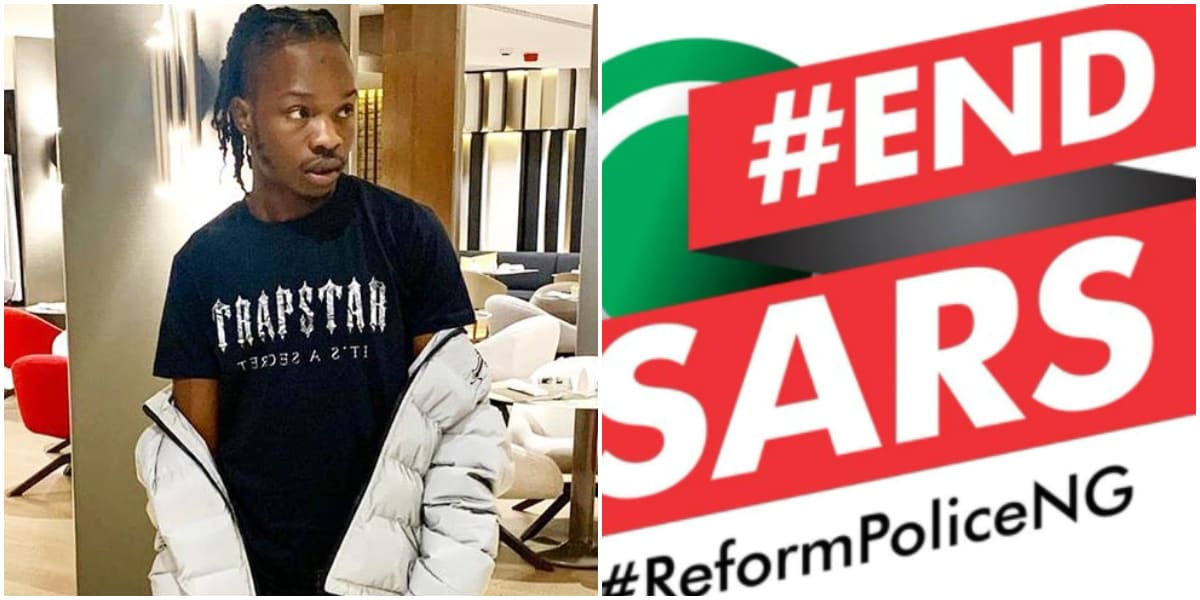 EndSARS: Naira Marley Cancels Planned Protest, Gives Police One Week To 'Arrange Themselves' 1