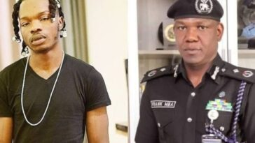 Nigerian Police Force Set Up Live Instagram Chat With Naira Marley To Discuss SARS Reform 3