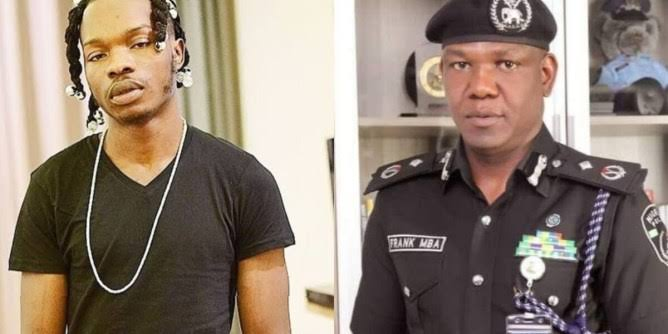 Nigerian Police Force Set Up Live Instagram Chat With Naira Marley To Discuss SARS Reform 1