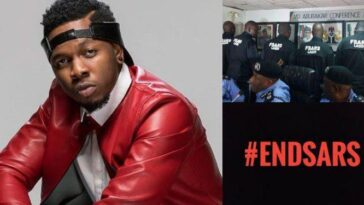 """Thursday Is Thursday"" - Runtown Says No Going Back On His Proposed EndSARS Protest 5"