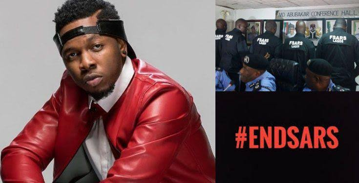 """Thursday Is Thursday"" - Runtown Says No Going Back On His Proposed EndSARS Protest 1"