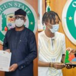Laycon Becomes Ogun Youth Ambassador, Receives House, N5Million From Governor Abiodun 27