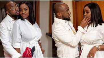 Davido Says He's Marrying Chioma Because She's The Most Beautiful Woman In The World [Video] 2