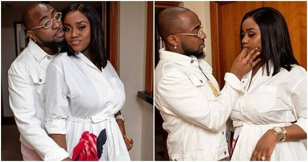 Davido Says He's Marrying Chioma Because She's The Most Beautiful Woman In The World [Video] 1