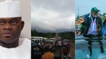 Kogi Governor, Yahaya Bello Accused Of Importing Thugs To Ondo For Saturday's Election 7