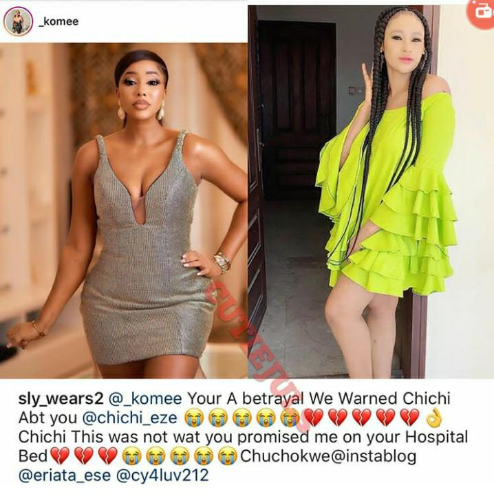 Nigerian Lady, Chichi Eze Allegedly Killed By Jealous Friends After Her Rich Boyfriend Proposed To Her 5