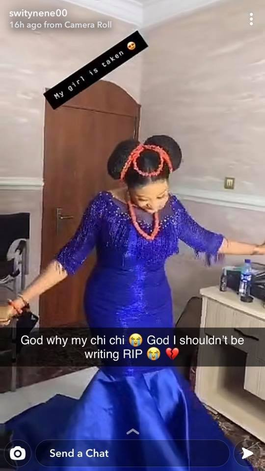Nigerian Lady, Chichi Eze Allegedly Killed By Jealous Friends After Her Rich Boyfriend Proposed To Her 9