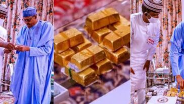Zamfara To Supply Gold To CBN For N5 Billion, Says Decision Is For 'Wellbeing Of Its People' 3