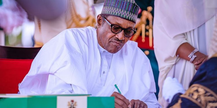 Buhari Approves N654 Million To Deploy Hybrid Spectrum Against Illegal Frequencies In South East 1