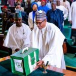 President Muhammadu Buhari Presents Proposed 2021 Budget Of N13.08 Trillion To NASS 27