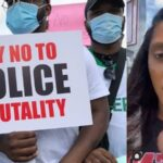 """Stop Relying On Celebrities"" – Tiwa Savage Warns Nigerian Youths As She Joins EndSARS Protest [Video] 28"