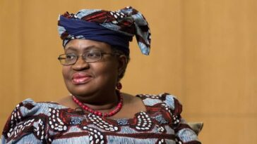 Okonjo-Iweala Says She's Happy To Be In Final Race For DG Of World Trade Organization 2