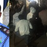 #EndSARS: Lagos CP Odumosu Dislodges Protesters Camping In Front Of Government House In Alausa 19