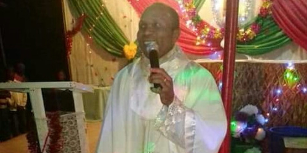 Catholic Priest Beaten Up By Angry Youths For Flogging Councilor's Son In Ebonyi State 1