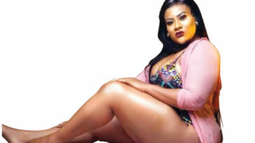 """I Will Rather Be Single And Happy Than Married And Miserable"" - Actress Nkechi Blessing 12"