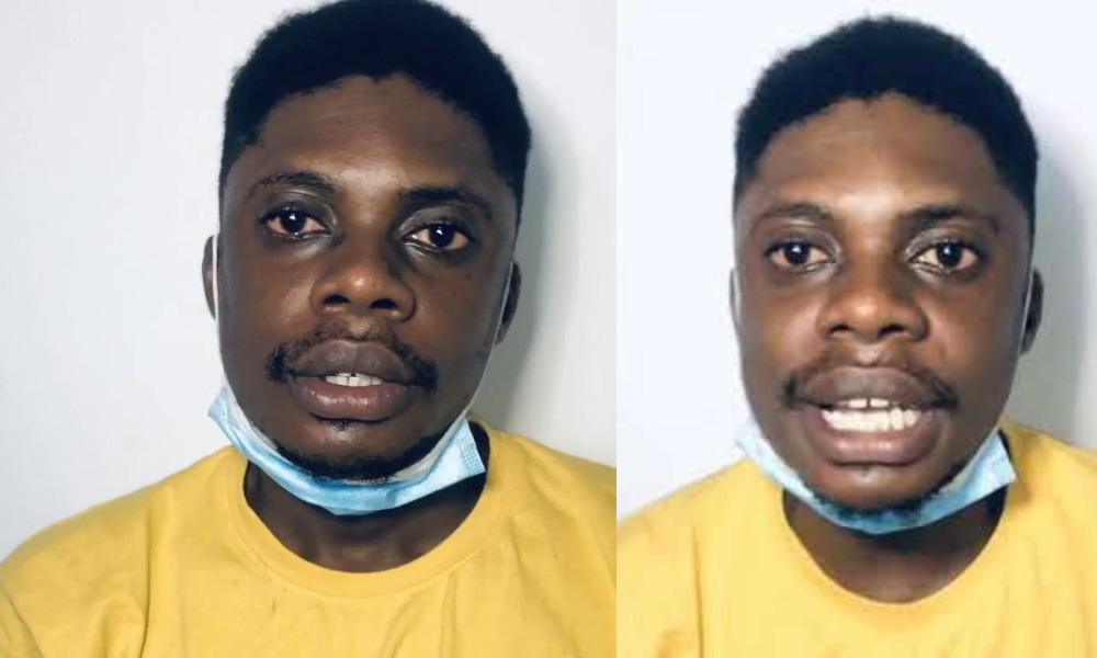 "Comedian, Victor Ebiye Says Nigerians Should Add ""Please"" To EndSARS Hashtag [Video] 1"