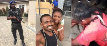 Police Finally Arrest Fleeing Sergeant, Eze Aiwansone For Shooting Girlfriend In Her Mouth 24
