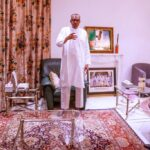 EndSARS: My Determination To Reform The Police Should Never Be In Doubt - President Buhari 27
