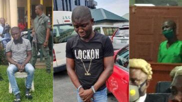 Court Sentences Port Harcourt Serial KIller, Gracious David-West To Death By Hanging 6