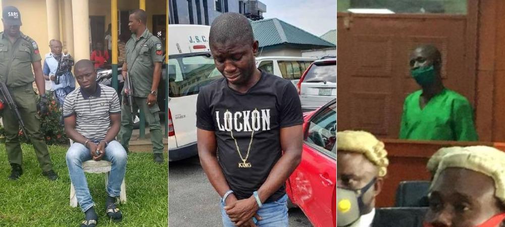 Court Sentences Port Harcourt Serial KIller, Gracious David-West To Death By Hanging 1