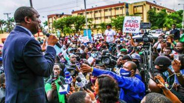 Lagos Deputy Governor, Obafemi Hamzat Says He Was Harassed By FSARS Operatives 1