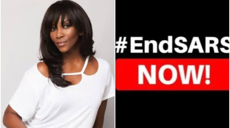 """""""My 13-Year-Old Niece Was Assaulted By SARS For Carrying A Laptop"""" - Actress Genevieve Nnaji 1"""