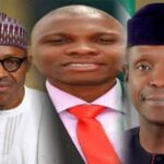 """Bunch Of Disappointments, Cover Your Faces In Shame"" - Pastor Giwa Attacks Buhari, Osinbajo 27"