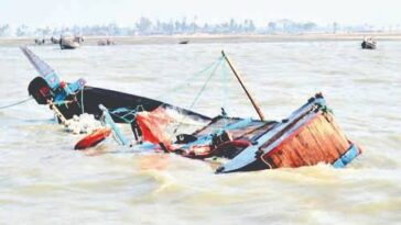 Ondo Election: INEC Staff Rescued As Boat Conveying Electoral Materials Capsizes In Ilaje 5